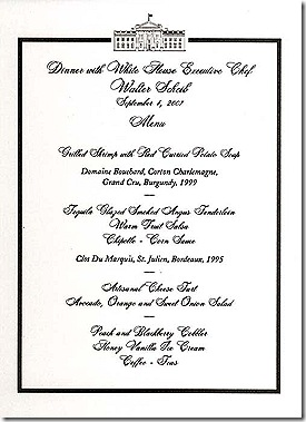 White House Dinner