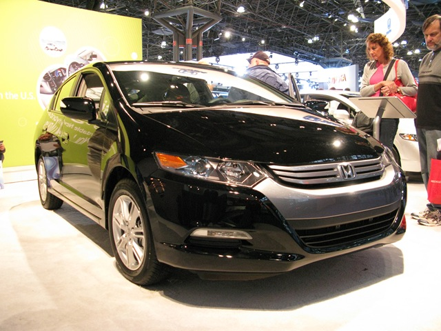 Photo of The 2009 New York International Auto Show