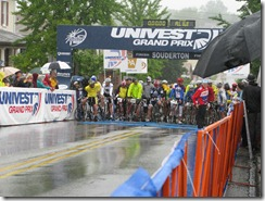 Univest Cyclosportif 100k - 2009