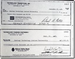 Viewlogic-Initial Funding