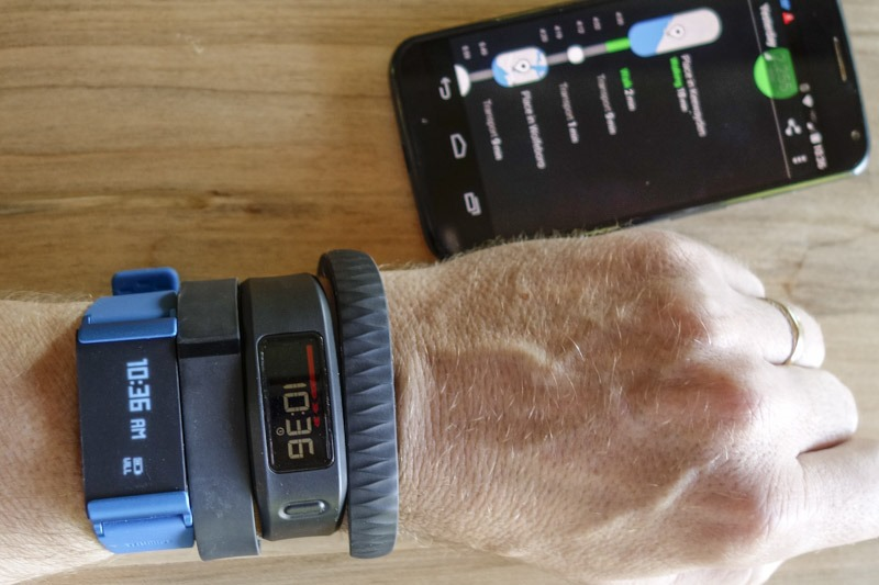 Photo of Activity/Fitness Monitor Showdown