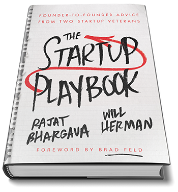Photo of The 10,000th Copy of The Startup Playbook Ships!