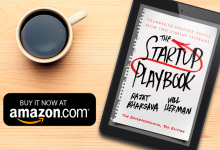 Photo of The Startup Playbook 3rd Edition is Available Now!