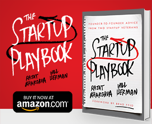 Photo of The Startup Playbook